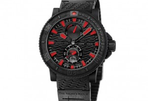 Ulysse Nardin creates Game of Thrones watch