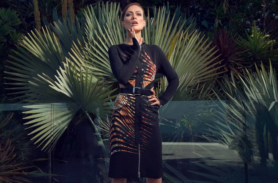 Olivia Wilde for Harper's Bazaar Spain September 7