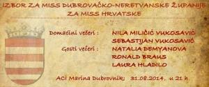 Izbor Miss DNŽ i Natalia Demyanova