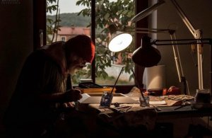 Portret umjetnika:  Delbianco Elio