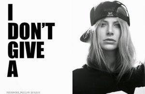 We like… I DON'T GIVE A by Kristijan Antolović