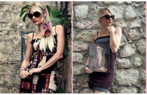 Elli Karaman: Kreiram drukčije haljine, za alternativnije žene!