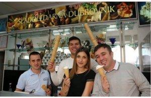 Sladoledarna Dubrovnik: Mjesto hedonističkih užitaka