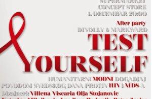 Humanitarni event: Test yourself