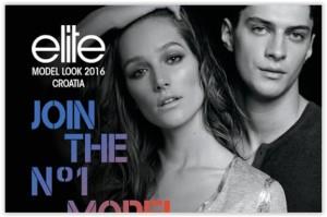 Elite Model Look 2016 Croatia – najprestižnije model natjecanje u svijetu