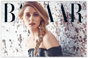 Olivia Palermo za Harper's Bazaar Mexico, June-July 2016