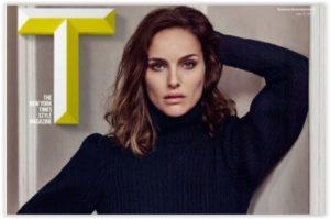 Natalie Portman for T Magazine Summer 2016