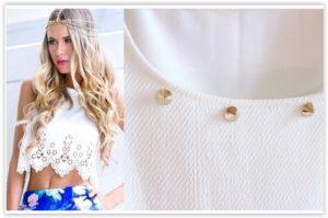 U modnom fokusu: Karma crop top