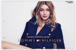 We like… Gigi Hadid for Tommy Hilfiger The Girl Fragrance 2016 Campaign