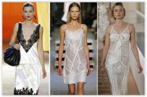 Trend koji se nastavlja u jesen – slipwear as outerwear