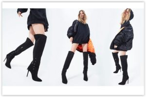 Wanted: Steve Madden over the knee boots
