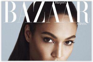 Joan Smalls na naslovnici Harper's Bazaar Španjolska, izdanje listopad 2016