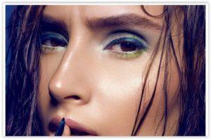 Nove ideje make upa i manikure za smeđooke: Olesya, za ELLE Indonesia