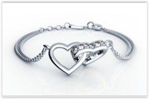 Najtraženiji komad nakita u Hrvatskoj:  srebrna narukvica s dva zaljubljena srca