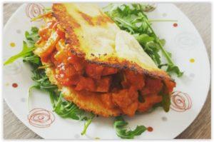 Ne kuha mi se: Tortilje od sira s mesom i ljutim umakom