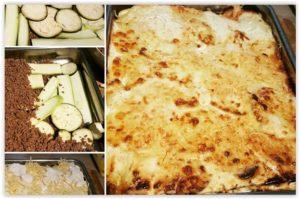Ne kuha mi se: Složenac od povrća, mesa i mozzarelle
