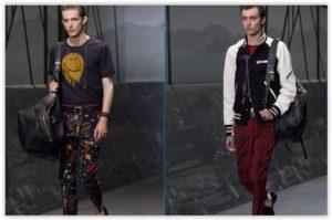 Trendovi u muškim kolekcijama: British Punk