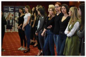 Preko 100 modela odabrano je na današnjem kastingu koji će raditi na 38. NIVEA BH Fashion Week Sarajevo