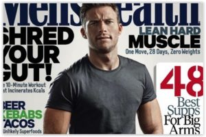Scott Eastwood for Men's Health UK, the May issue.