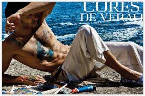 We like… Ricardo Oliveira for Men's Health Portugal