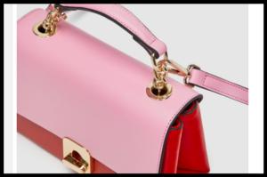 Svestranost pink torbice