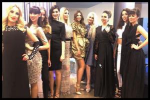 Jelena Bošnjak na izboru za Miss Dalmacije 2018