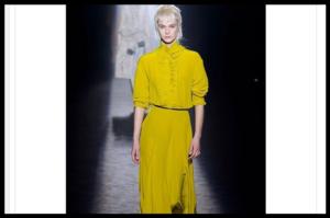 Svestranost žute maxi haljine
