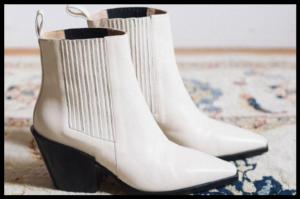 """Summer boots"" – za instant boho look"