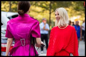 Kako u novoj hladnoj sezoni nositi neonske boje?
