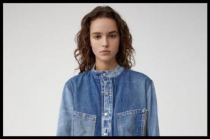 Novo lice jeans jakne