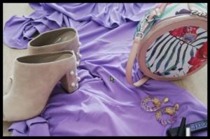 Style termometar: Jesenska lila pauza